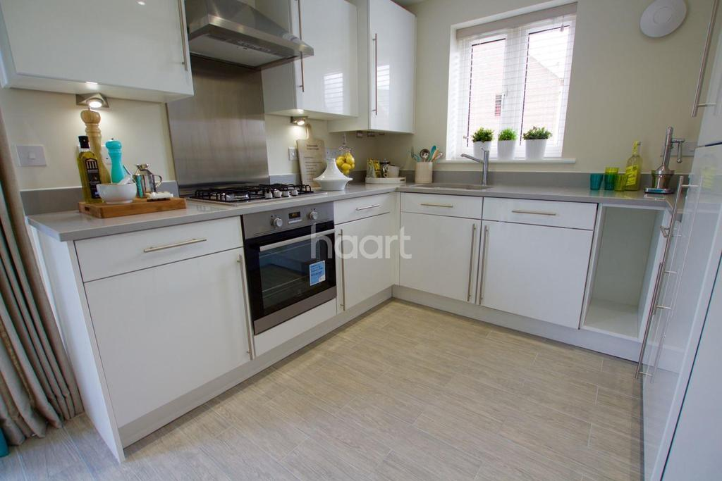3 Bedrooms Semi Detached House for sale in Coverdale, Paignton, Torbay