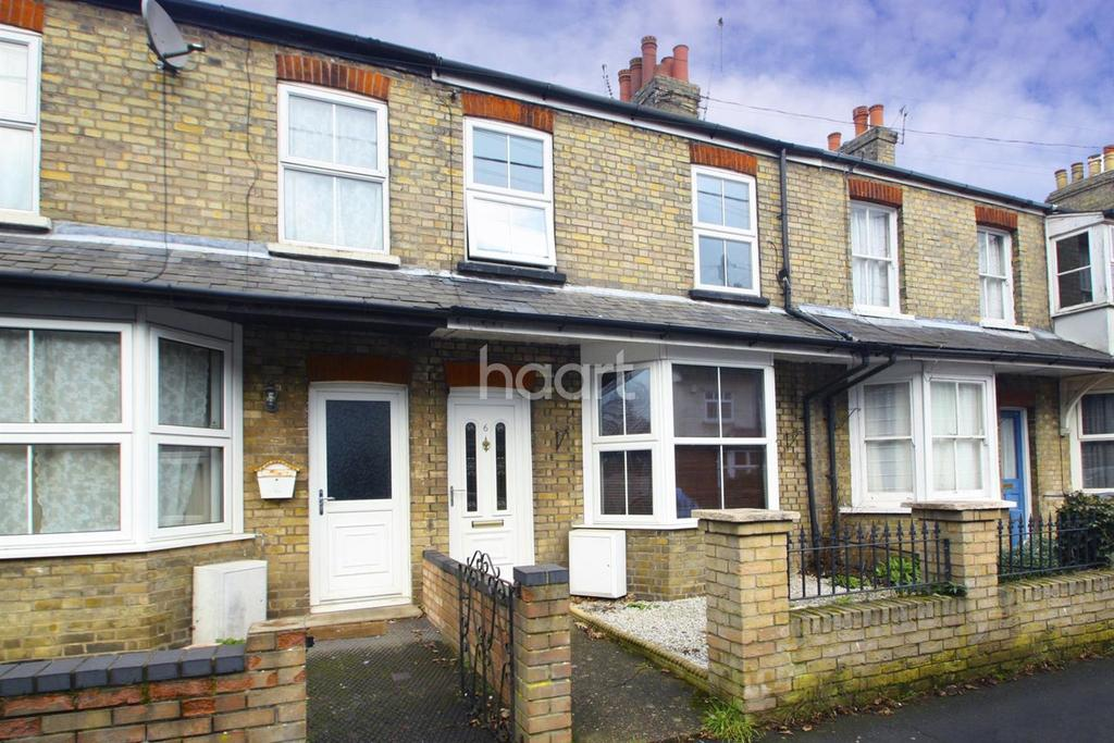 2 Bedrooms Terraced House for sale in Vicarage Road, Thetford