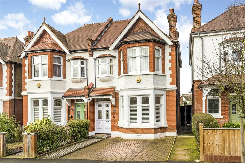 5 Bedrooms Semi Detached House for sale in Dovercourt Road, Dulwich Village, London, SE22