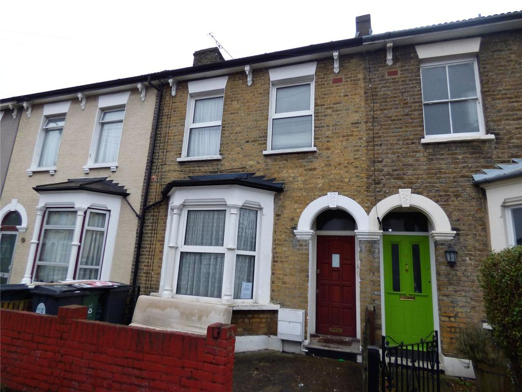 3 Bedrooms Terraced House for sale in Wilmot Road, Leyton, E10