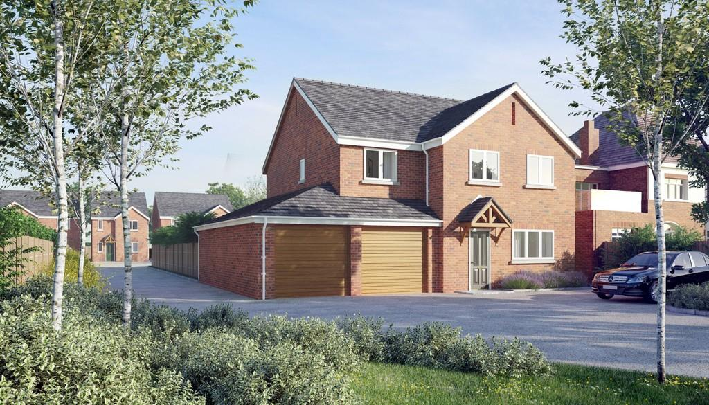 4 Bedrooms Detached House for sale in Plot 1 Beech House, Compton Gardens