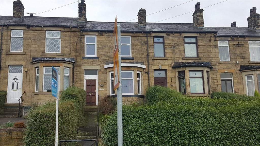 3 Bedrooms Terraced House for sale in Crackenedge Lane, Dewsbury, West Yorkshire, WF13