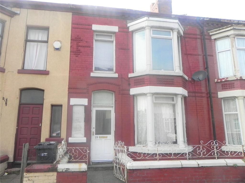 3 Bedrooms Terraced House for sale in Spenser Street, Bootle, L20