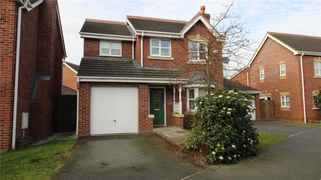 3 Bedrooms Detached House for sale in Regiment Way, Liverpool, Merseyside, L12
