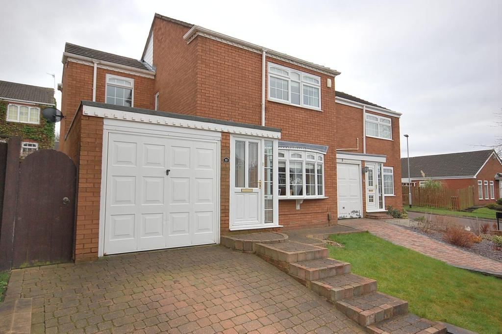 3 Bedrooms Link Detached House for sale in Whickham