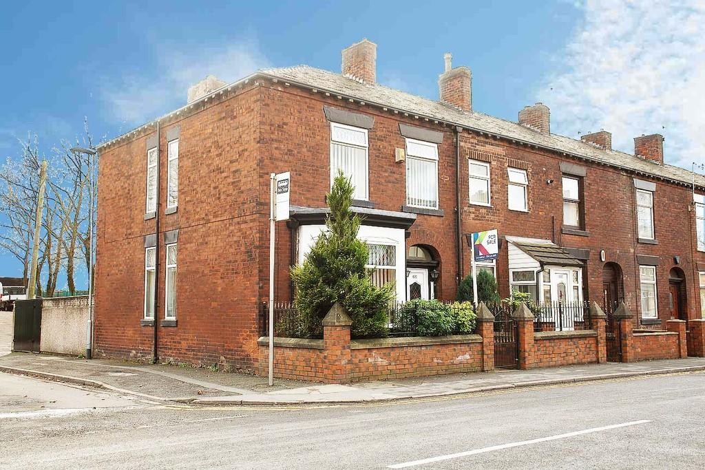 3 Bedrooms End Of Terrace House for sale in 681 Middleton Road, Chadderton