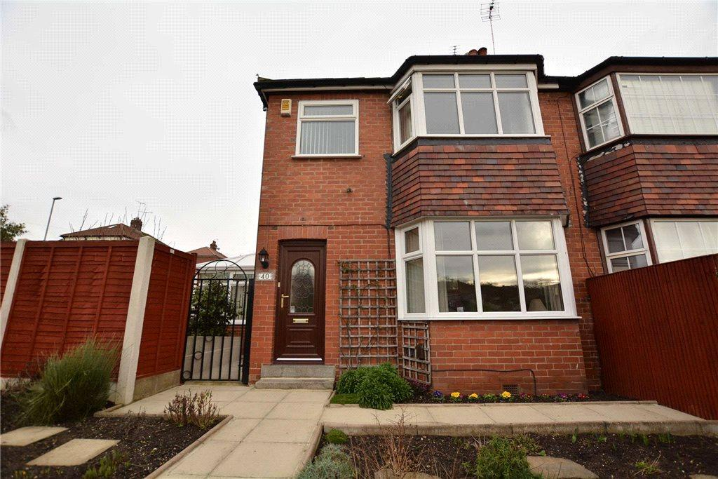 3 Bedrooms Semi Detached House for sale in Raynville Road, Leeds, West Yorkshire