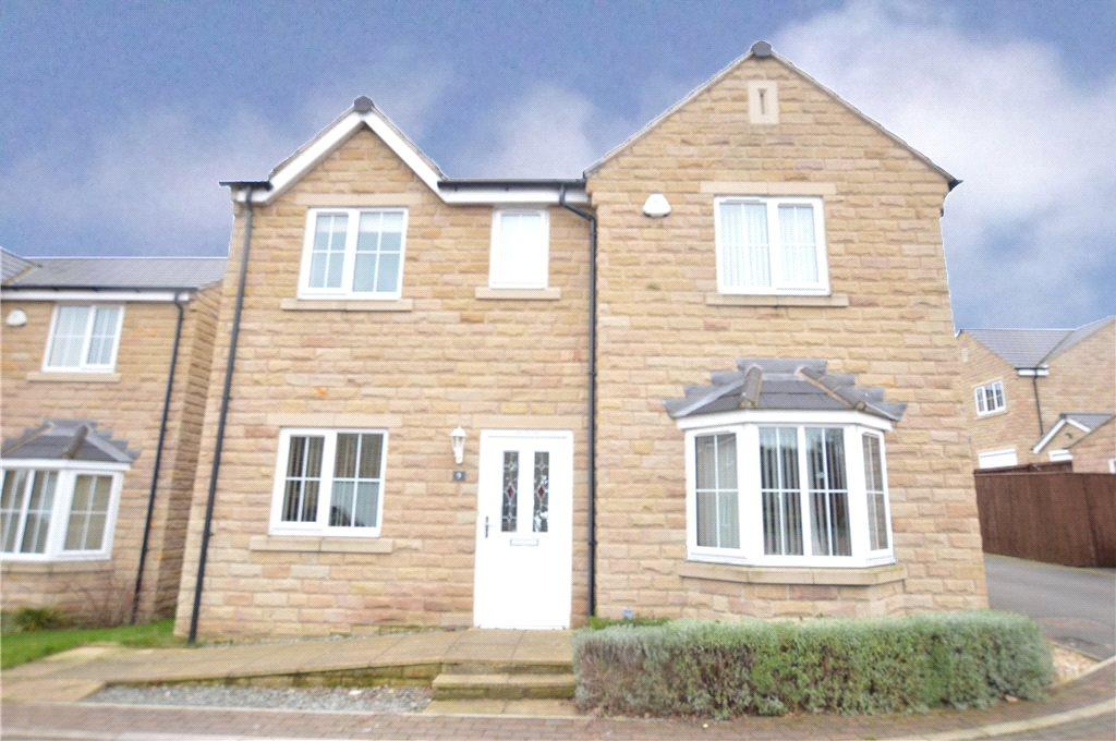 4 Bedrooms Detached House for sale in Haslegrave Park, Crigglestone, Wakefield, West Yorkshire