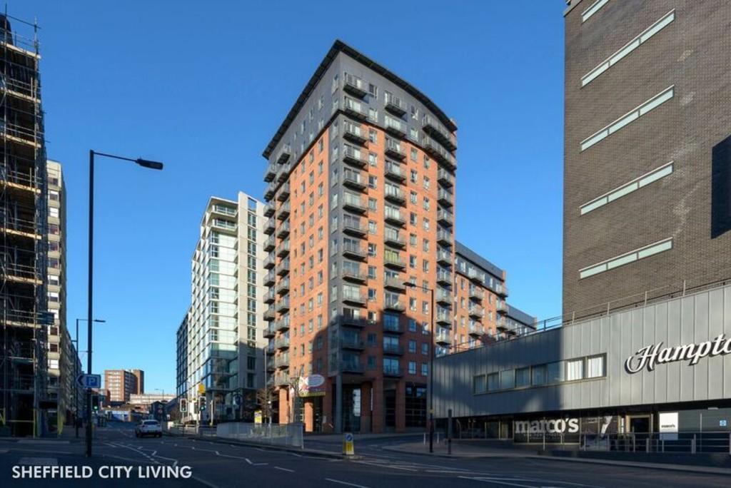2 Bedrooms Flat for sale in Metis, 1 Scotland Street, Sheffield, S3 7AQ