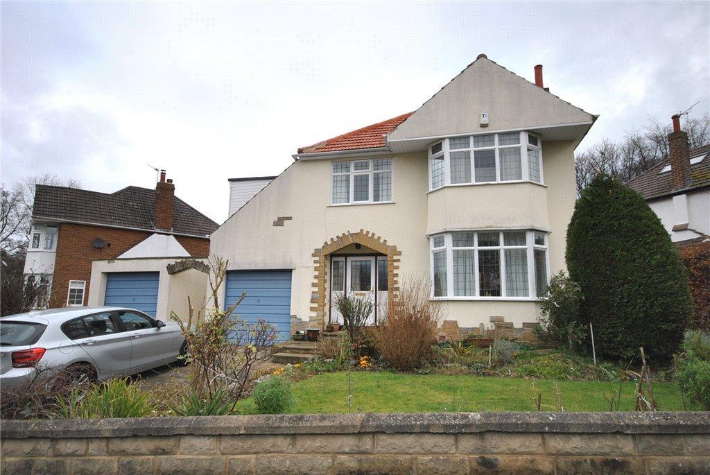 4 Bedrooms Detached House for sale in Oaklea Gardens, Adel, Leeds