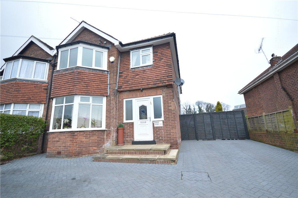 4 Bedrooms Semi Detached House for sale in Bentcliffe Avenue, Leeds, West Yorkshire