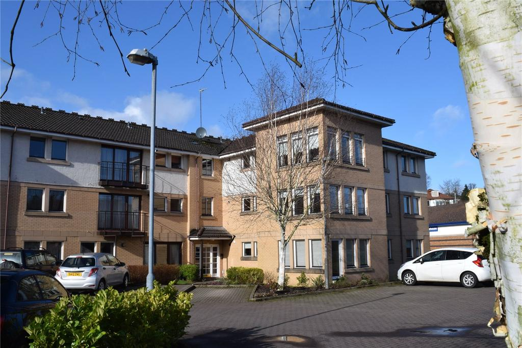 3 Bedrooms Apartment Flat for sale in Burnmouth Place, Bearsden, Glasgow