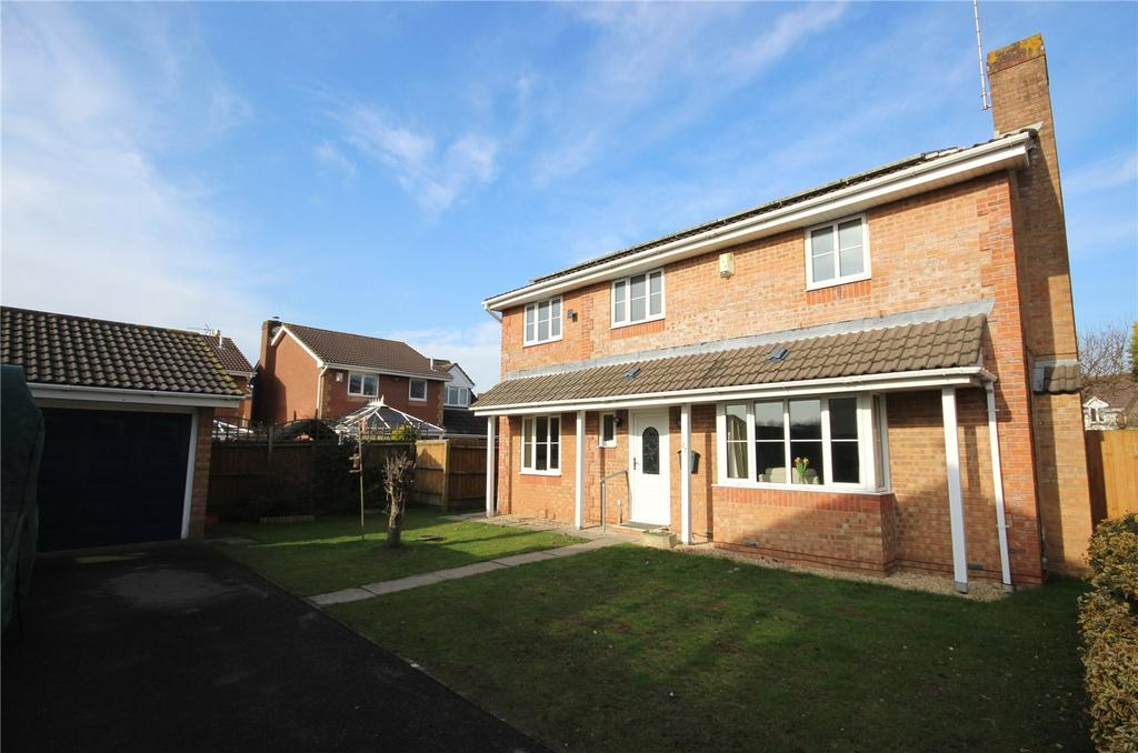 5 Bedrooms Detached House for sale in Campion Drive, Bradley Stoke, Bristol, BS32