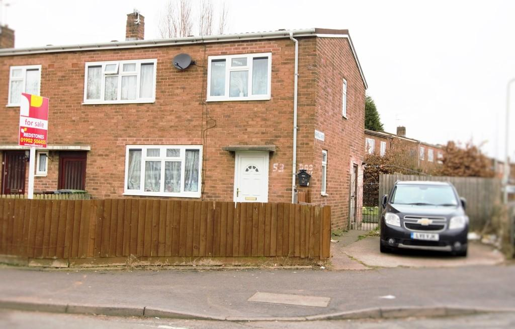 4 Bedrooms End Of Terrace House for sale in Wallace Road, Bilston