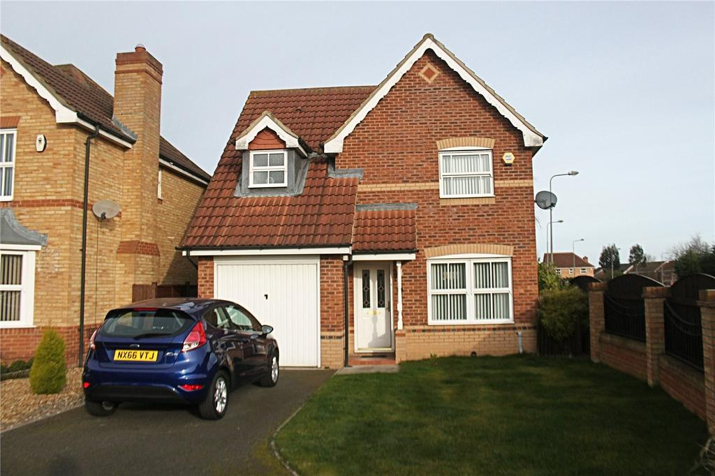 3 Bedrooms Detached House for sale in Marchlyn Crescent, Ingleby Barwick