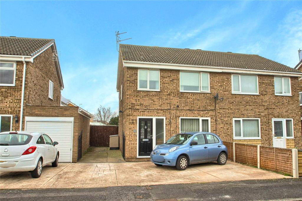 3 Bedrooms Semi Detached House for sale in Rainton Grove, Stockton-on-Tees