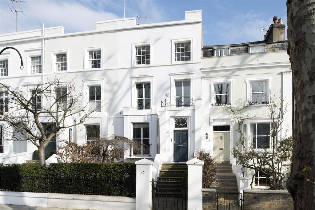 4 Bedrooms Terraced House for sale in Ladbroke Grove, Notting Hill, London