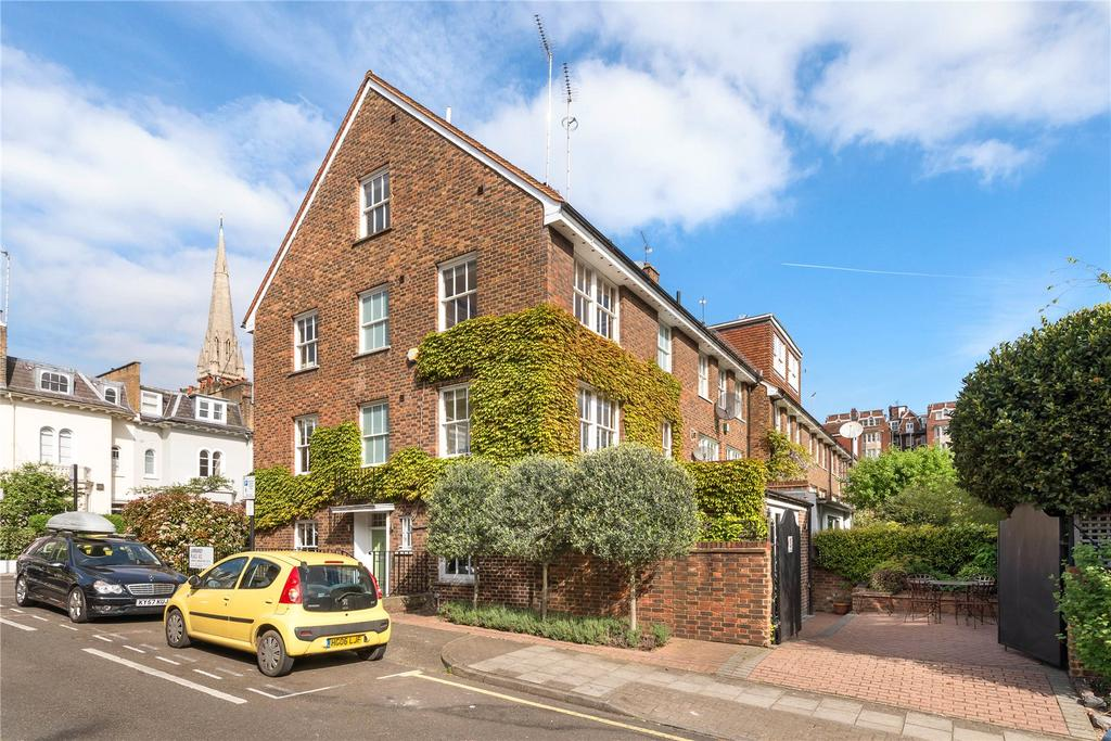4 Bedrooms House for sale in Lombardy Place, Notting Hill, London