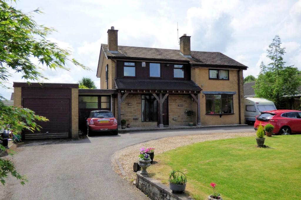 4 Bedrooms Detached House for sale in Alton Road, Denstone