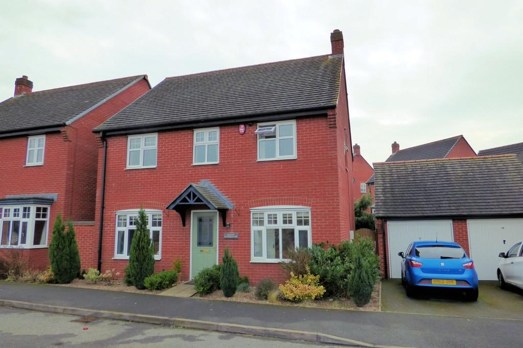 4 Bedrooms Detached House for sale in Occupation Lane, Woodville