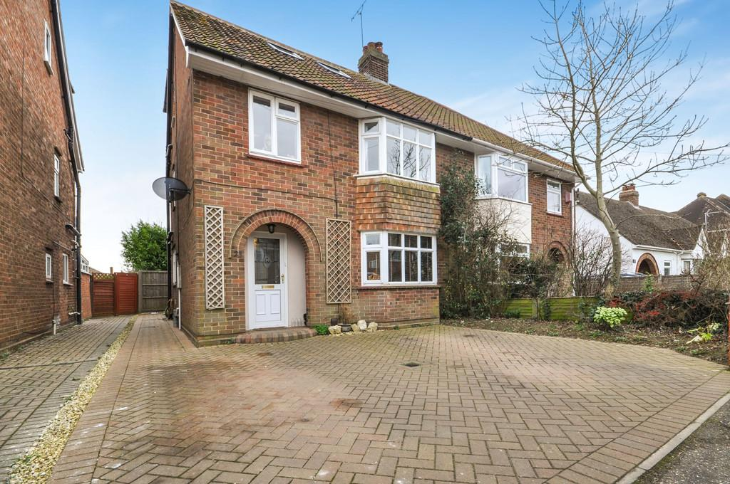 4 Bedrooms Semi Detached House for sale in De Vere Road, Lexden, West Colchester