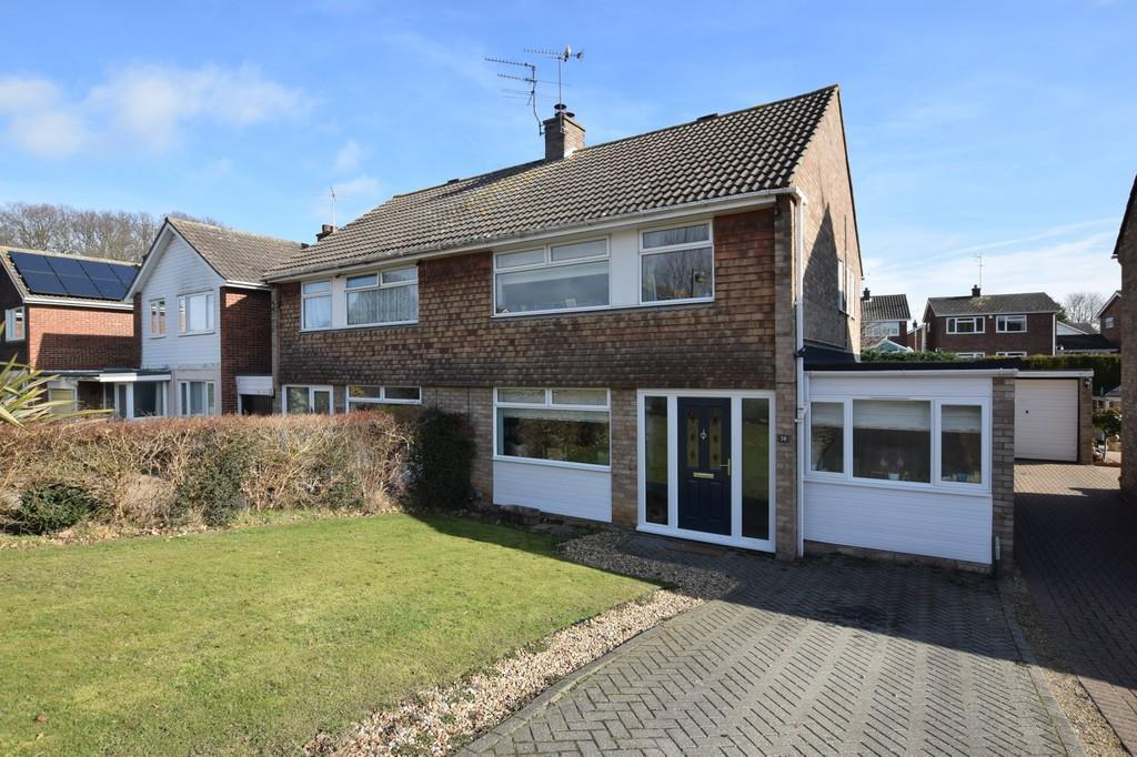 3 Bedrooms Semi Detached House for sale in St. Cyrus Road, St. Johns, Colchester