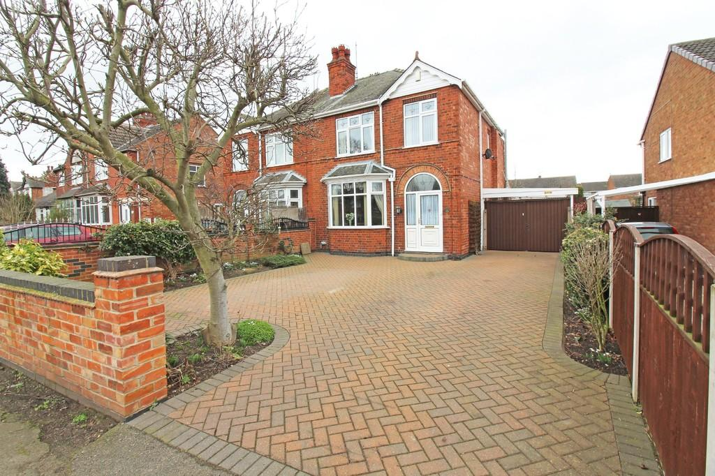 3 Bedrooms Semi Detached House for sale in Pasture Road, Stapleford