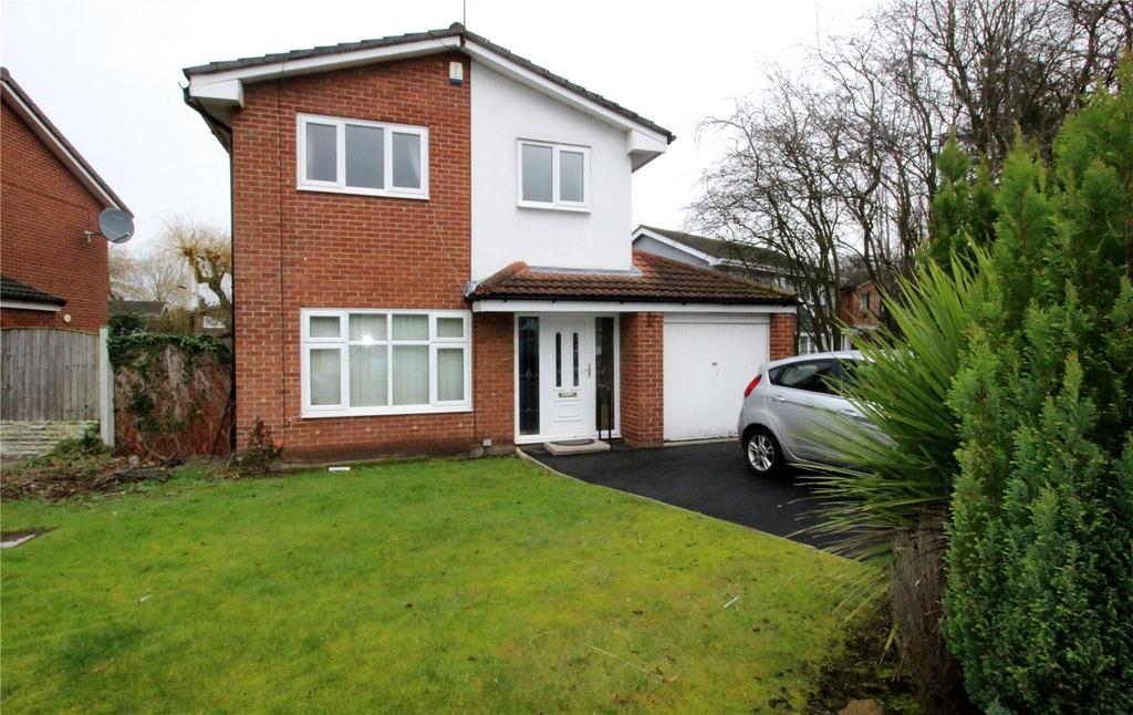4 Bedrooms Detached House for sale in Oxbow Road, Liverpool, Merseyside, L12