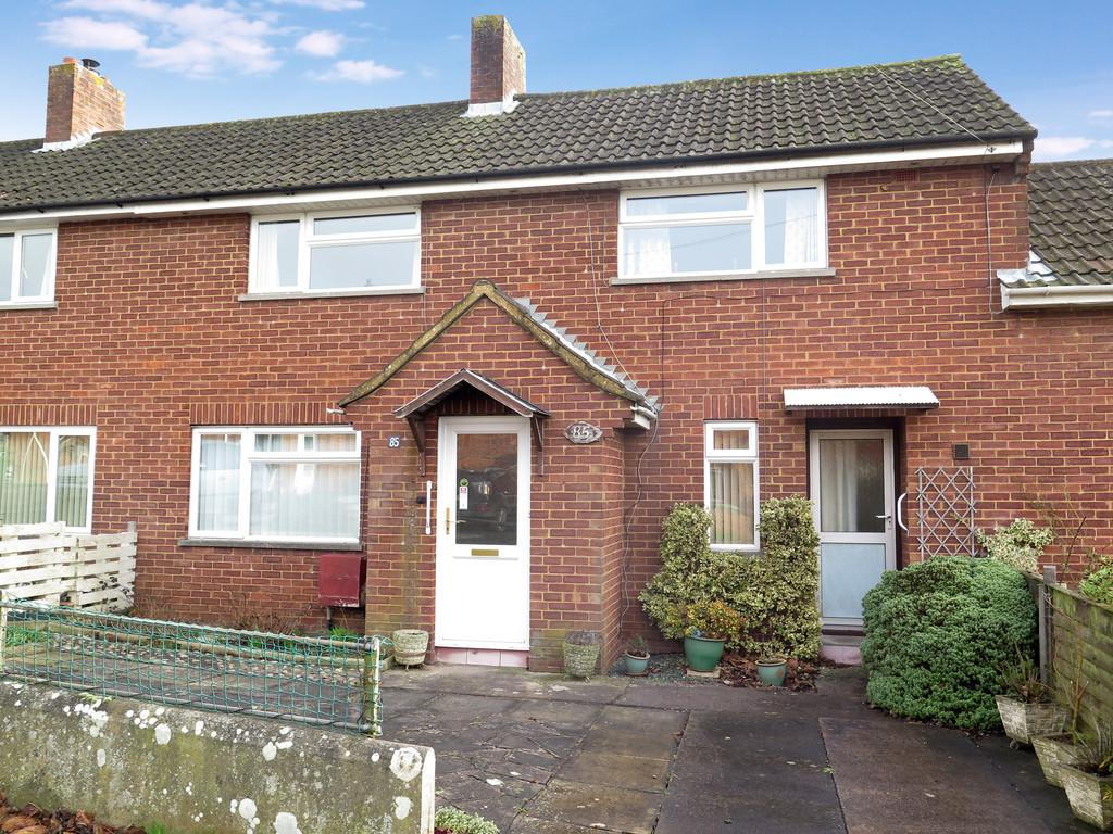 3 Bedrooms Terraced House for sale in Balch Road, Wells