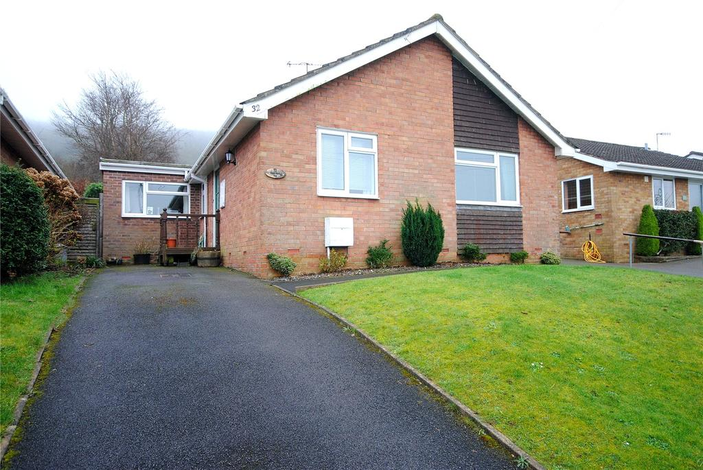 2 Bedrooms Detached Bungalow for sale in Somerville Road, Sandford, Winscombe, North Somerset, BS25