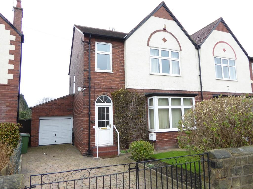 3 Bedrooms Semi Detached House for sale in Castle Road, Sandal