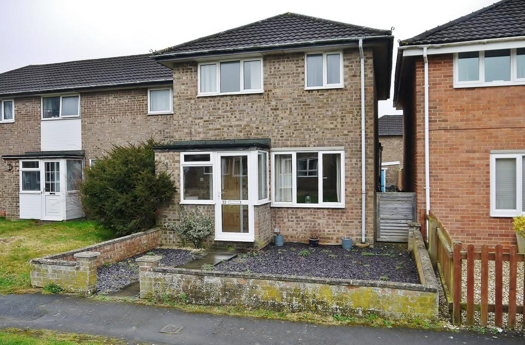 3 Bedrooms End Of Terrace House for sale in Hallsfield, Cricklade