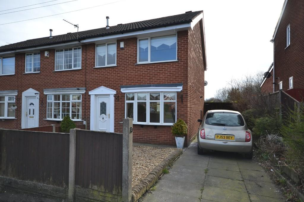 3 Bedrooms Semi Detached House for sale in Crow Lane West, Newton-le-Willows