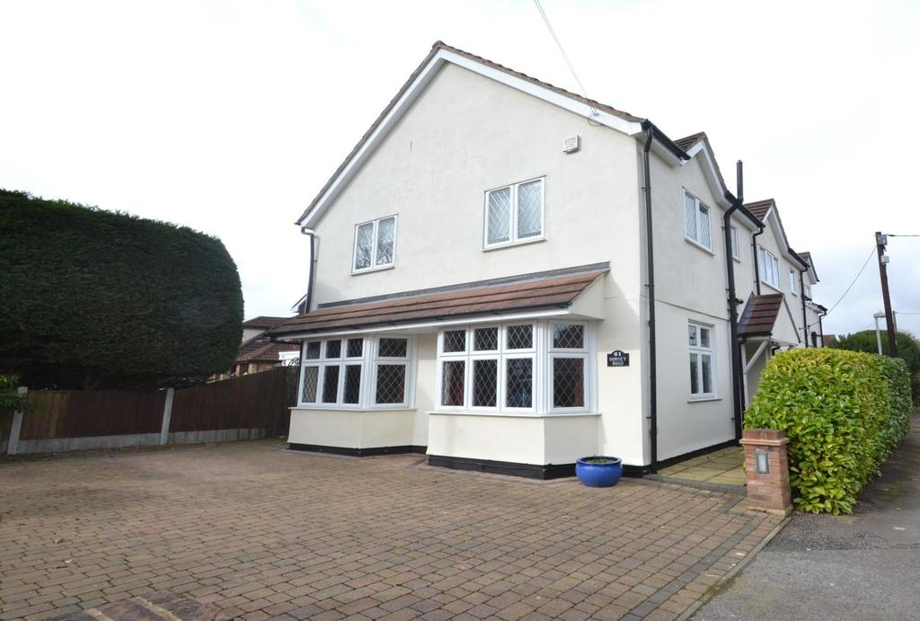 4 Bedrooms Detached House for sale in Norsey Road, Billericay, Essex, CM11