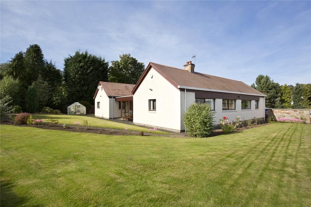 5 Bedrooms Detached Bungalow for sale in Conifer, King's Road, Longniddry, East Lothian, EH32