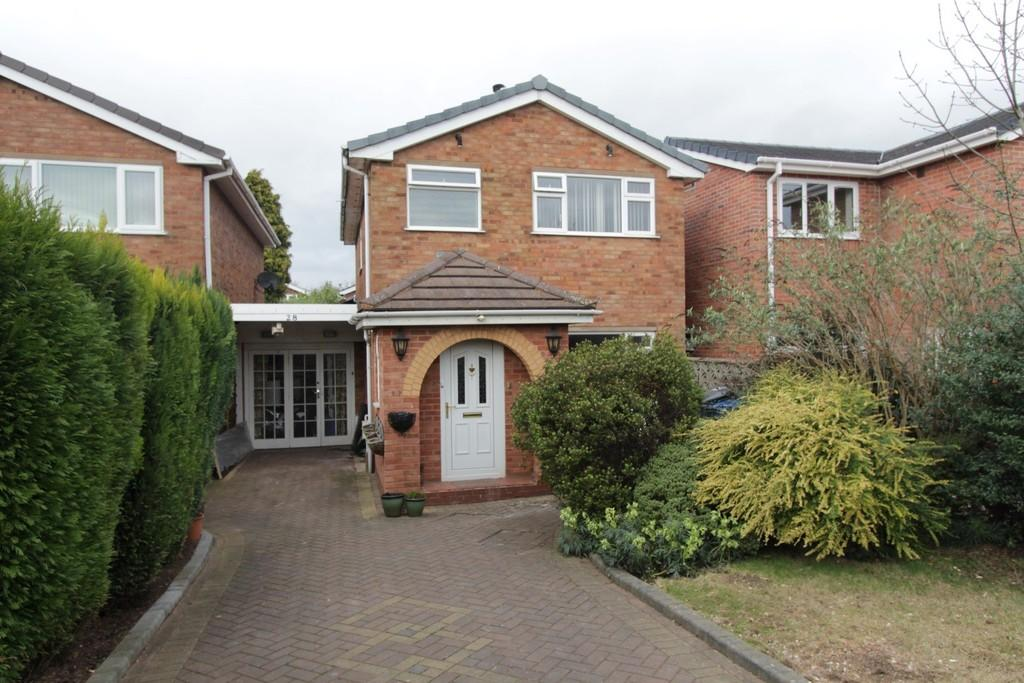 3 Bedrooms Detached House for sale in Roman Way, Tamworth