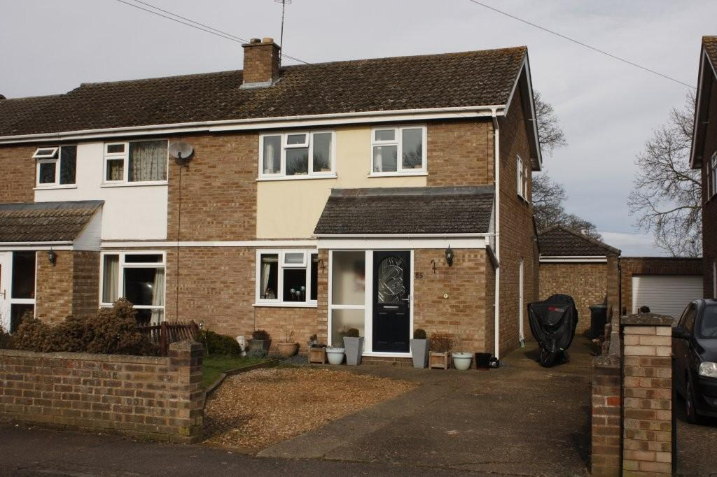 3 Bedrooms Semi Detached House for sale in Station Road, Tempsford, Sandy