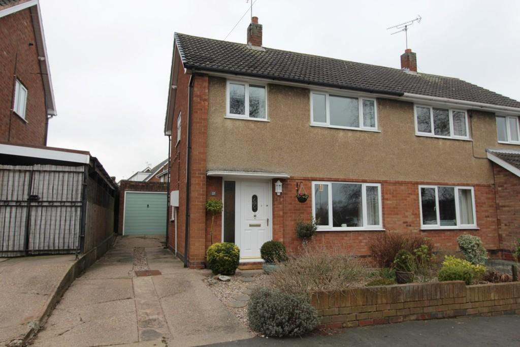 3 Bedrooms Semi Detached House for sale in Orchard Close, Dosthill