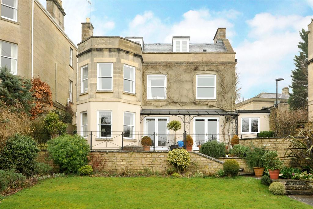 5 Bedrooms Unique Property for sale in Sion Hill, Bath, BA1