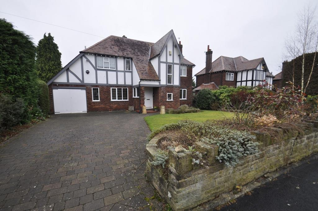 3 Bedrooms Detached House for sale in St Michaels Avenue, Bramhall