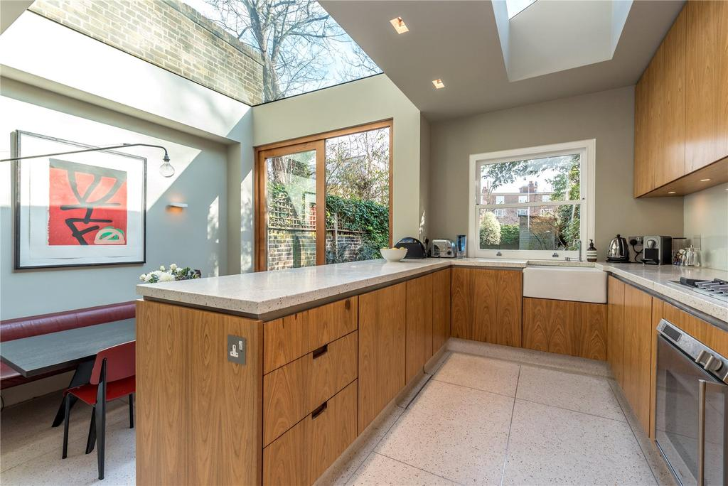 4 Bedrooms Terraced House for sale in St. Pauls Place, Islington, London, N1