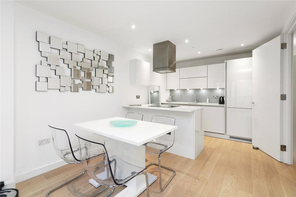 1 Bedroom Flat for sale in Horizons, Yabsley Street, London, E14