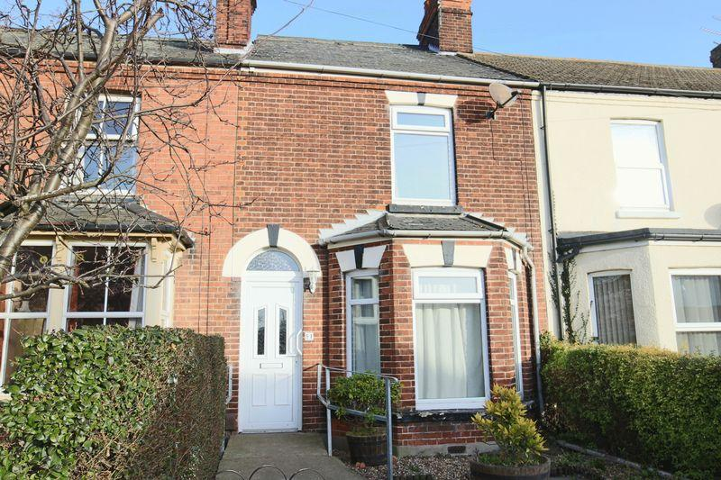 2 Bedrooms Terraced House for sale in Boundary Road, Great Yarmouth