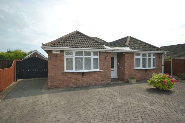 2 Bedrooms Detached Bungalow for sale in Foxhill, GRIMSBY
