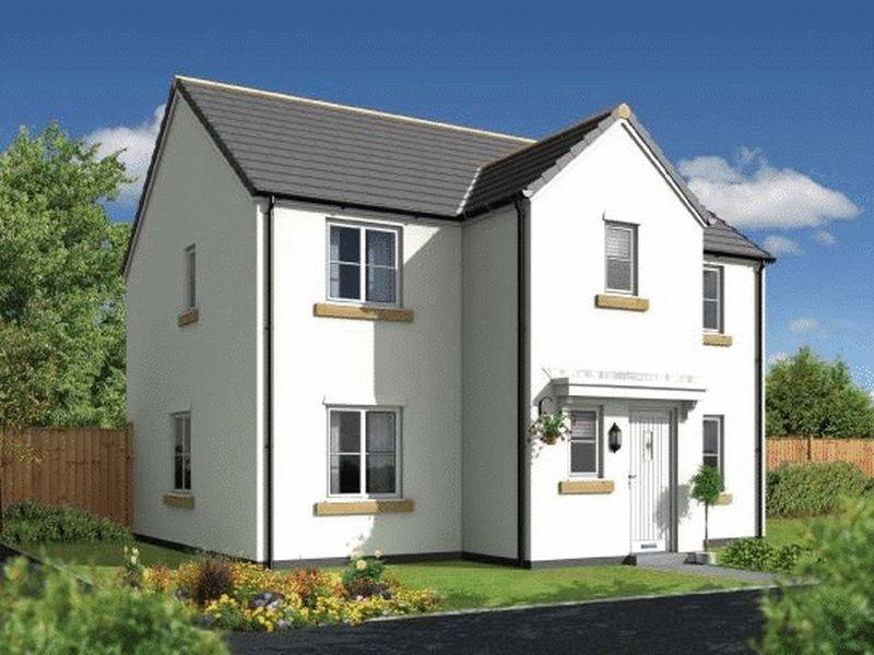 4 Bedrooms Detached House for sale in Honeymead Meadow, South Molton