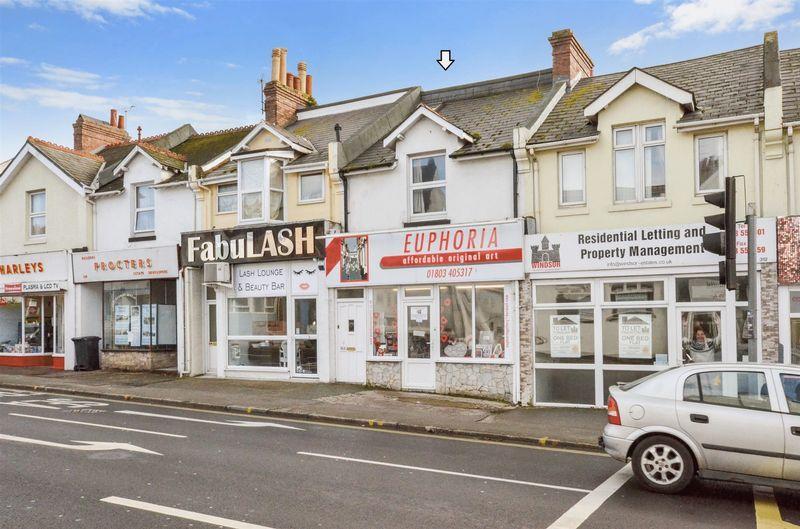 4 Bedrooms Maisonette Flat for sale in Torquay Road, Preston, Paignton