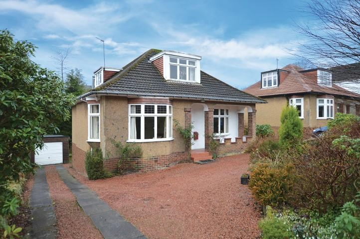 3 Bedrooms Detached Bungalow for sale in 27 Thomson Drive, Bearsden, G61 3PA