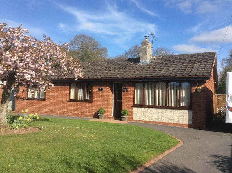 3 Bedrooms Bungalow for sale in Twemlows Avenue, Whitchurch