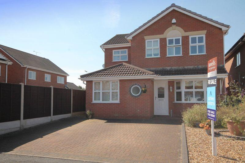 4 Bedrooms Detached House for sale in DALE BROOK, HILTON