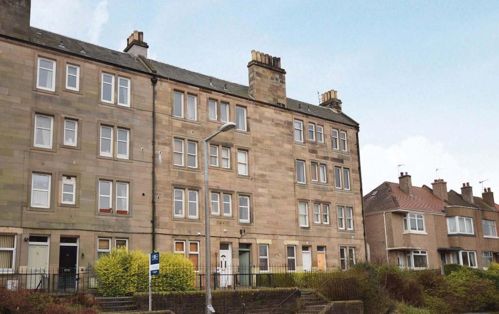 1 Bedroom Flat for sale in Balcarres Street, 2F2, Morningside, Edinburgh, EH10 5LT